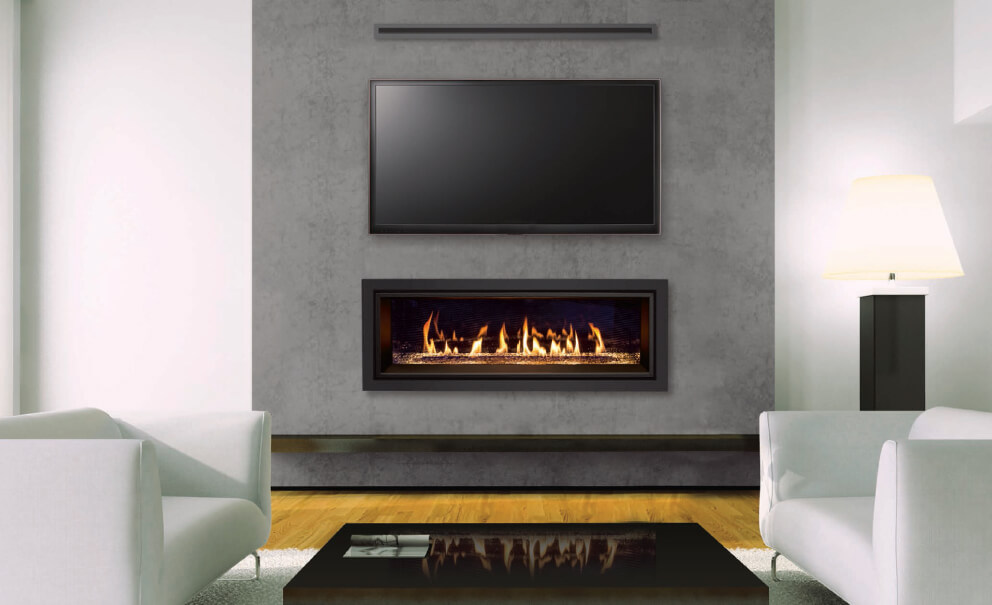 Enviro C44 Gas Fireplace Safeguard Stoves