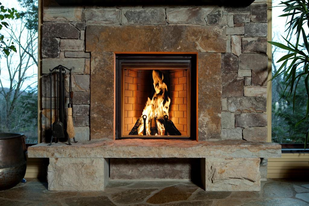 Renaissance Rumford 1000 1500 Fireplace Safeguard Stoves