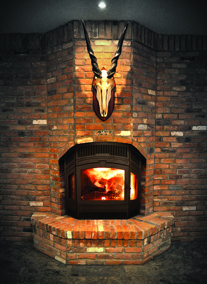 Rsf Opel 2 Catalytic Zero Clearance Fireplace